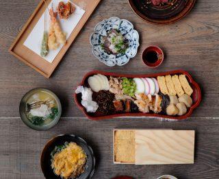 HIGASHIYA、東京、食文化、江戸、大江戸、折箱、折勝商店